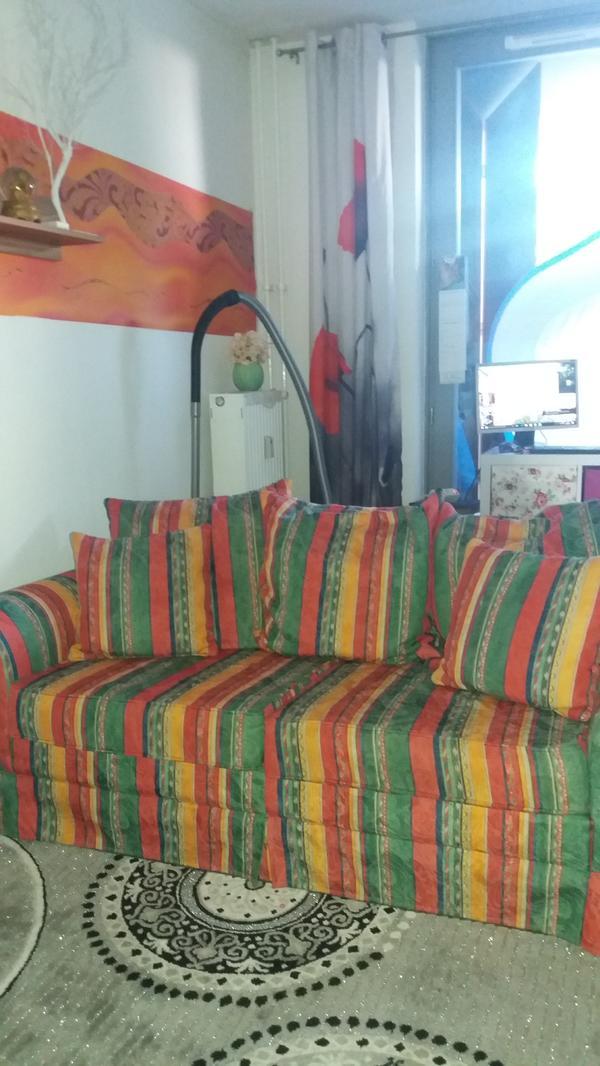 Kissen f r sofa gartenm bel grau strapazierf hig gebraucht for Wohnlandschaft quoka