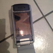 Sony Ericcson P 900 Ersatzteilträger