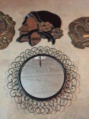 Spiegel mehrere kleine Spiegel