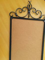 Spiegelrahmen schmiedeeisern ohne Spiegel