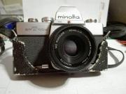 Spiegelrefflexkamara Minolta
