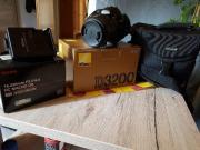 Spiegelreflexkamera Nikon D3200
