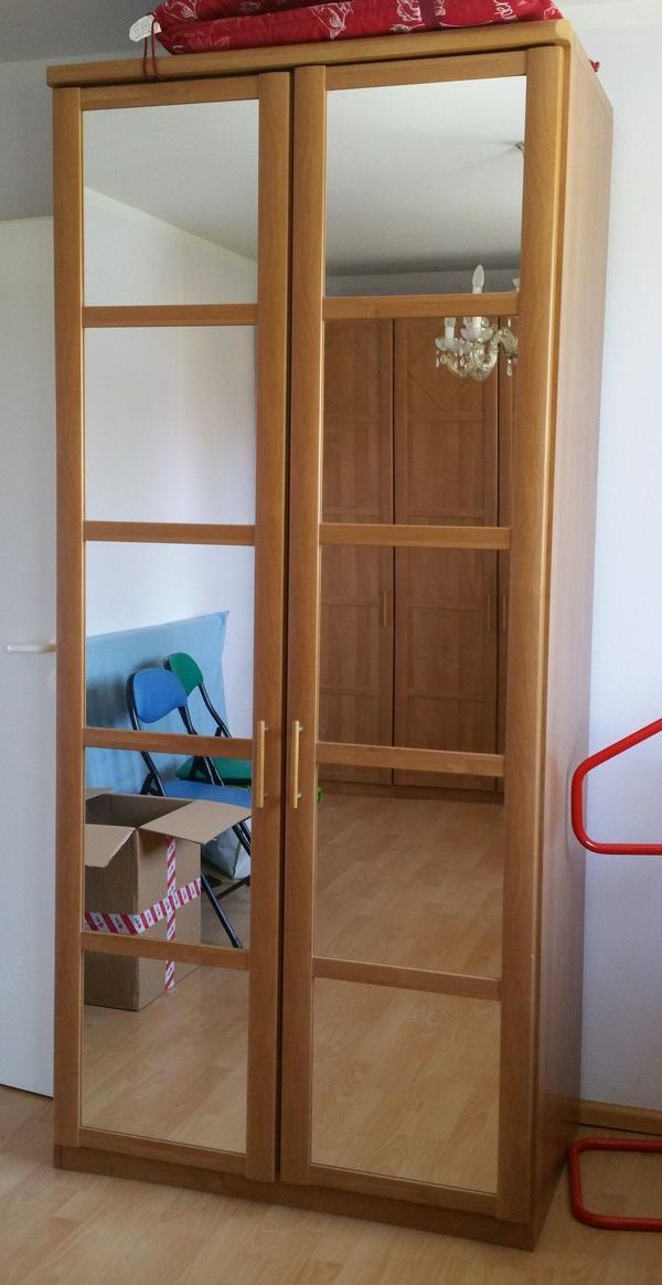 Schlafzimmer Spiegelschrank Neu Und Gebraucht Kaufen Bei Dhdcom - Schlafzimmer spiegelschrank