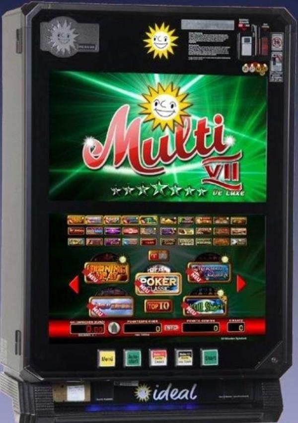 Spielautomaten Verkaufen