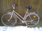 Ständig gebrauchte Fahrräder