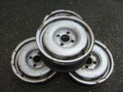 Stahlfelgen für VW Golf II