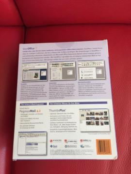 Bild 4 - Star Office 7 Software Original - Starnberg