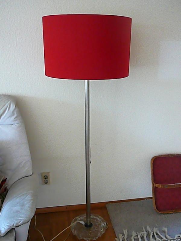Lampenschirm stehlampe neu und gebraucht kaufen bei for Mobel aus den 70er jahren