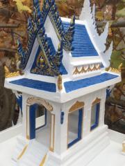 Stein Geisterhaus thailändisches Geisterhaus Thailand