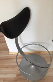 Stuhl für Sitzball/
