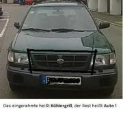 Subaru Forester Kühlergrill