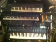 suche alten Synthesizer .
