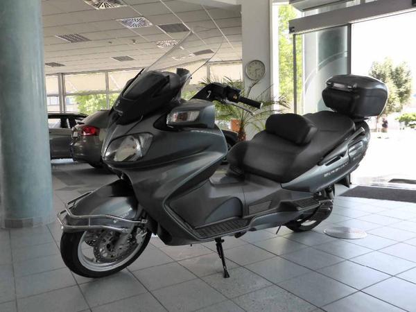 suzuki burgman 650 abs in ibbenb ren motorrad roller teile kaufen und verkaufen ber private. Black Bedroom Furniture Sets. Home Design Ideas
