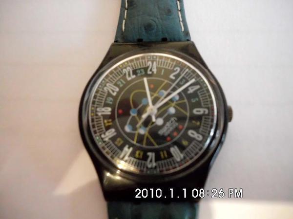 Swatch Ellypting 24h Uhr - sehr
