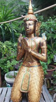 Tempelwächter Sentinel 78 cm hoch