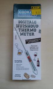 Temperatur - Thermometer für