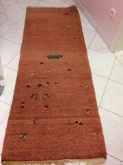 Teppich, handgefertigt,2Stück