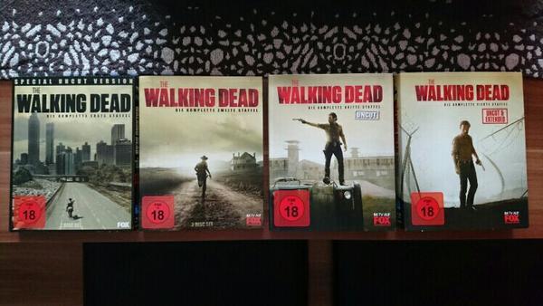 The Walking Dead Staffel 1 -