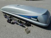 Thule Dachbox Ocean 700 zu