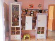 Tolles Kinderzimmer Jugendzimmer Kleiderschrank Bett