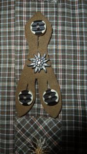 Tolles neues Trachtenhemd Halsweite 41