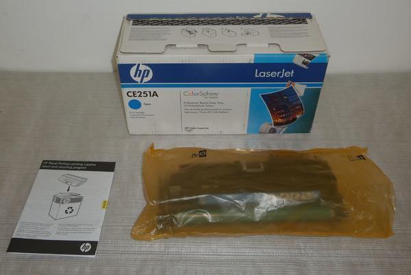 Toner HP CE251A für HP