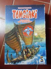 Tongiaki, Aufbruch ins