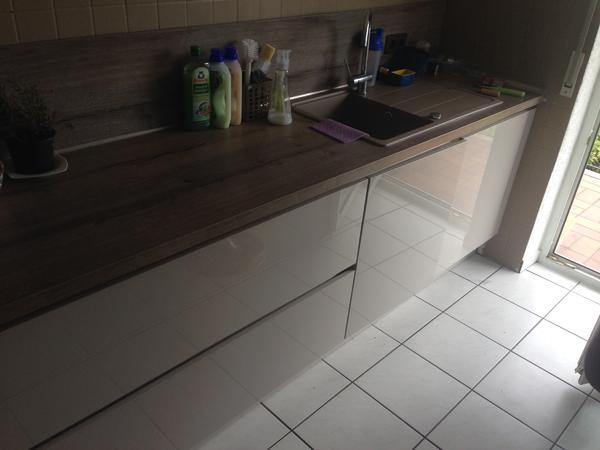 top küche mit geräten zu verkaufen !!! ( backofen,spühlmaschine ... - Küche Backofen