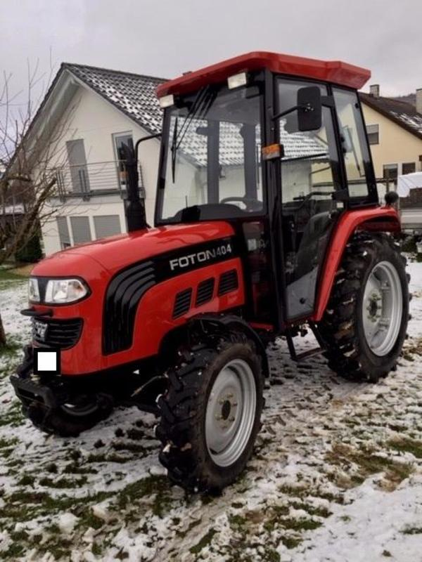Traktor Foton 404 » Traktoren, Landwirtschaftliche Fahrzeuge