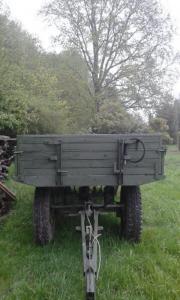 Traktor Kipper Anhänger