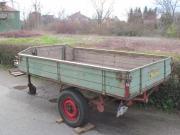 Traktor Rolle zu