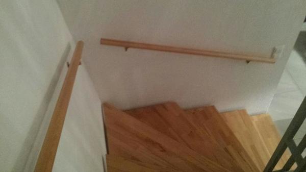 treppenhandlauf in denkendorf sonstiges material f r den. Black Bedroom Furniture Sets. Home Design Ideas