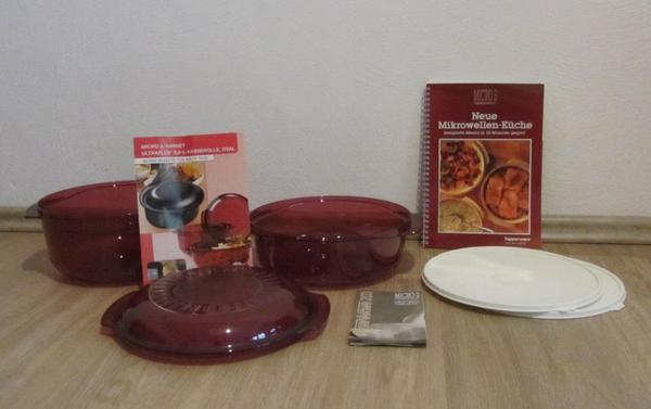 Tupperware Mikrowellengeschirr in Dielheim - Geschirr und Besteck ... | {Mikrowellengeschirr 40}