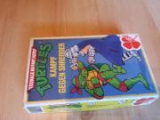 Turtles Kampf gegen