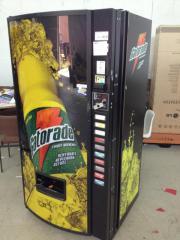 Twister Gatorade Getränkeautomat