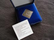 Ulmer Silber Medaille