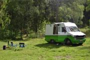 Unikat: Wohnmobil Iveco/