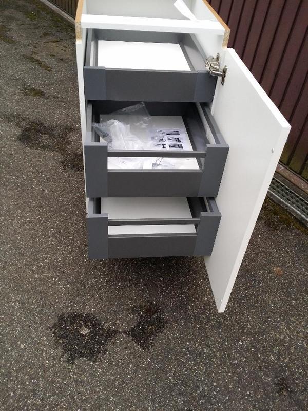 Auszug Unterschrank Küche | Unterschrank Auszug Grifflos Neu In Zwingenberg Kuchenzeilen