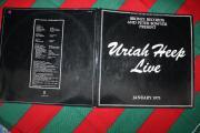 Uriah Heep - Live -