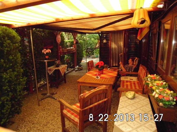 verkauf von mobilheim im ferienzentrum heidenau 21258. Black Bedroom Furniture Sets. Home Design Ideas