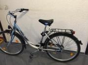 Verkaufe Aluminium Fahrrad ,