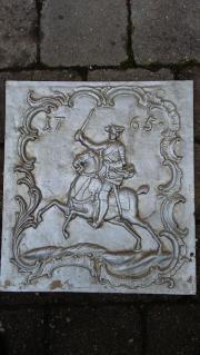 Verkaufe Aluminium Ornamentplatte