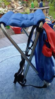 Verkaufe Rucksack mit Notsitz