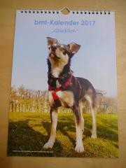 Verkaufe Wandkalender BMT-Kalender 2017 Glücklich