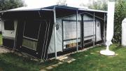 Verkaufe Wohnwagen - Vorzelt -