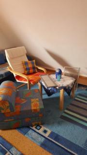 Verschiedene Möbel Fast