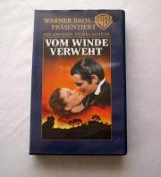VHS Vom Winde verweht