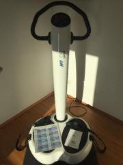 Vibrationsplatte, Fitnessgerät, Fitnesstrainer,