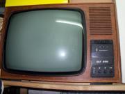 Videospiel-Vintage TV