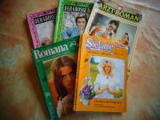 Vintage - Romane Liebesromane 5 Stück